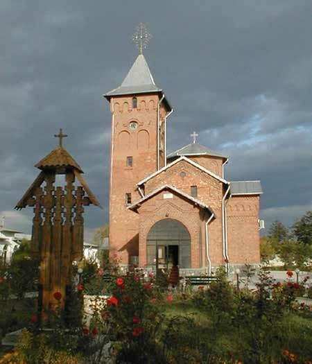 Manastirea Pissiota - Renastere si Inviere