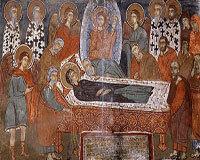 Cuvantul Sfantului Nicodim la Praznicul Adormirii Maicii Domnului