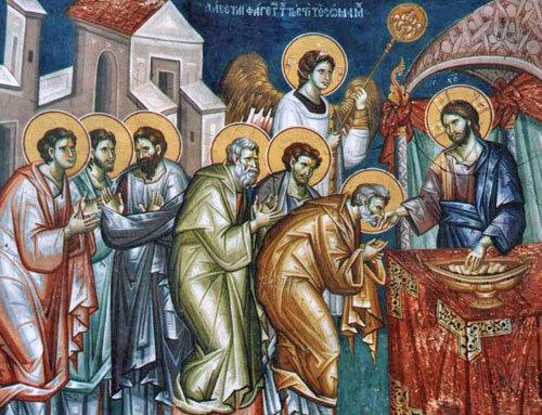 Hristos - Euharistia - Biserica