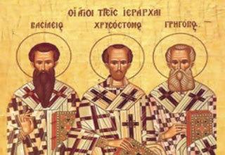 Actualitatea gandirii teologice a Sfintilor Trei Ierarhi la sfarsit de mileniu