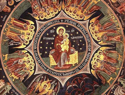 Maica  Domnului in teologia si viata ortodoxa