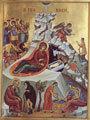 Simbolismul Icoanei Nasterii Domnului