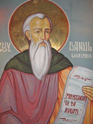 Sfantul Daniil Sihastru - viata si faptele sale