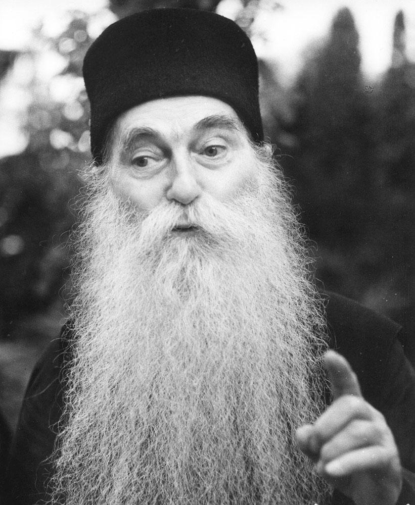 Parintele Arsenie Papacioc - marturie despre sine