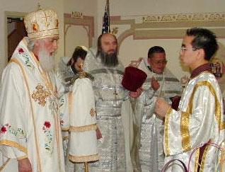 Slujire si preotie in Biserica