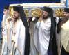 Racla Sfantului Dimitrie cel Nou - donatorul si mesterul ei