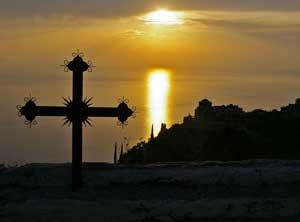 Sfantul Munte Athos