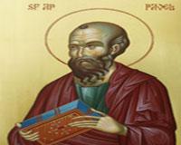 Moastele Sfantului Apostol Pavel, la Bucuresti