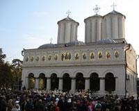 Catedrala Patriarhala a fost resfintita