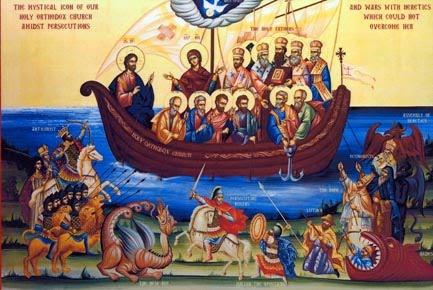 Invatatura despre Biserica - Sfantul Ioan Gura de Aur