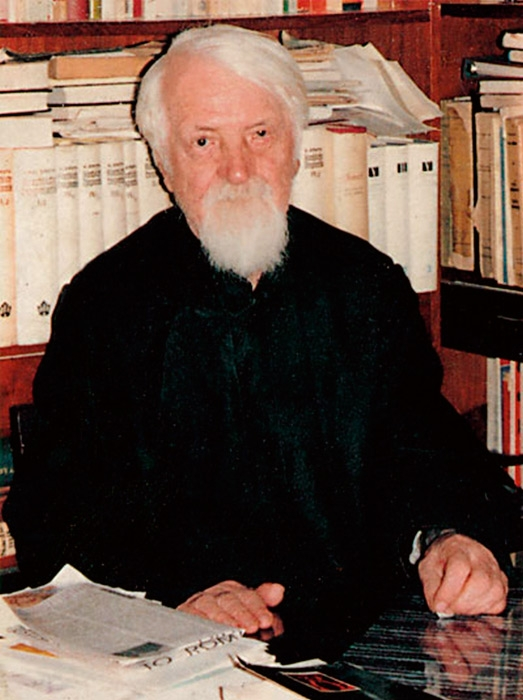 Parintele Staniloae, om si teolog al rugaciunii