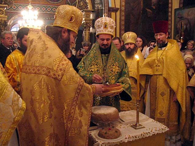 Importanta acordata persoanei arhiereului in cultul ortodox - abordare interconfesionala
