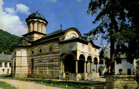 Arhitectura in Tara Romaneasca in secolele XIV-XIX