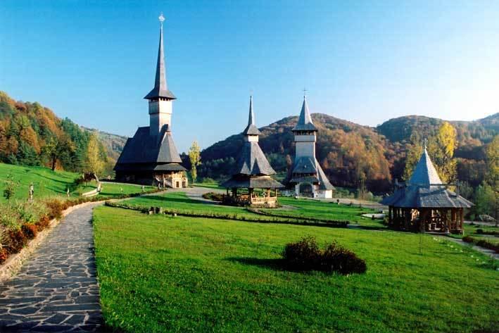 Bisericile din lemn