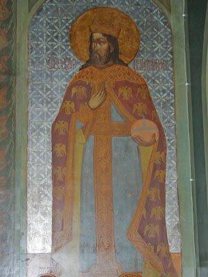 Biserica Rusa - Pictura