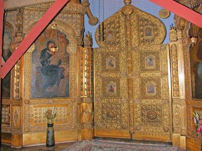Biserica Rusa - Usi Imparatesti