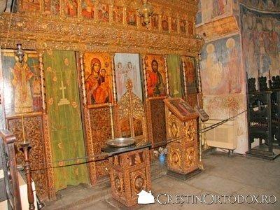 Biserica Stavropoleos - Catapeteasma