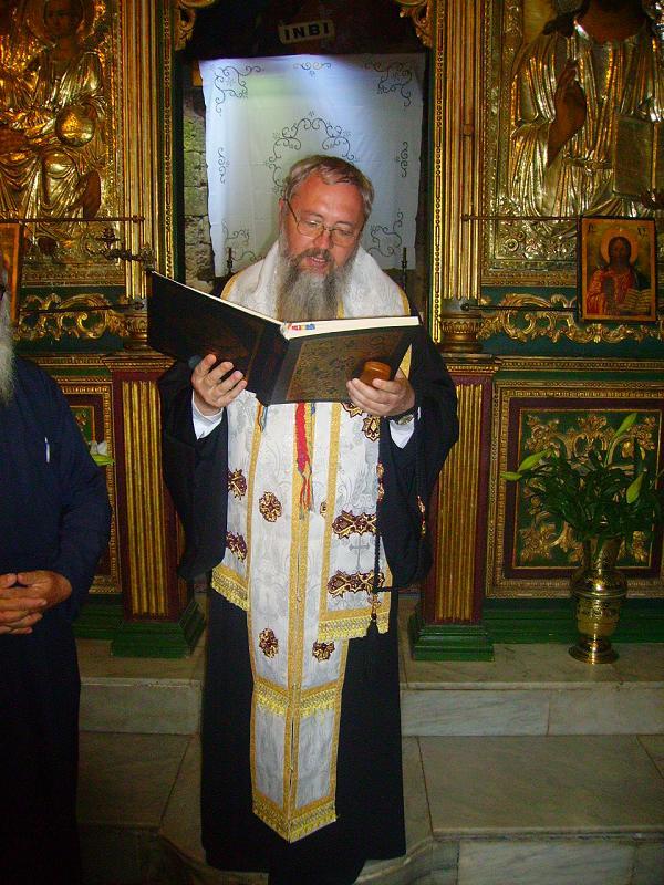 Pastorala IPS Andrei, Arhiepiscop al Alba-Iuliei, la sarbatoarea Invierii Domnului - 2007