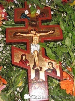 Predica despre Sfanta Cruce