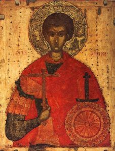 Predica la Sfantul Mare Mucenic Dimitrie, Izvoratorul de mir