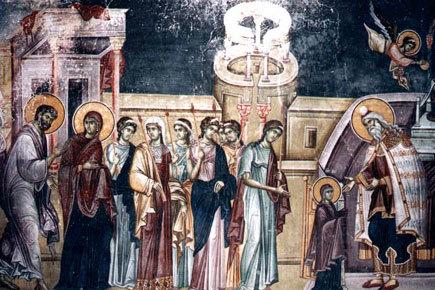 Intrarea Maicii Domnului in Biserica - Predica Parintelui Cleopa