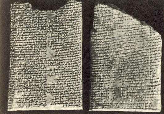 Conceptia biblica si mesopotamiana despre creatie