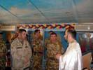 Slujba multietnica in biserica romaneasca din Irak
