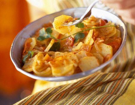 Mancare de cartofi la cuptor