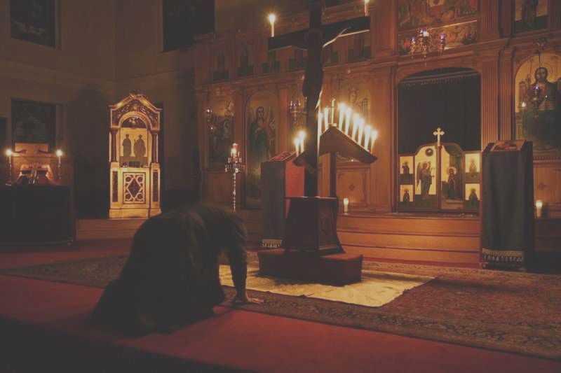 Rugaciunea Sfantului Efrem Sirul care se rosteste in Postul Mare