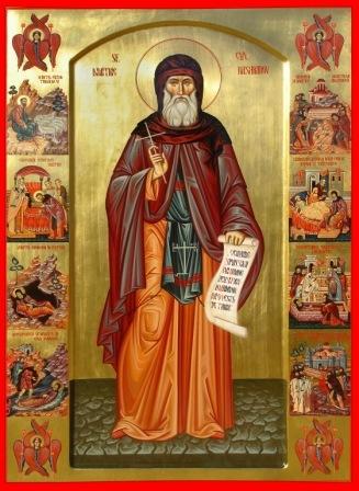 Sfantul  Dimitrie cel Nou Basarabov, ocrotitorul Bucurestilor