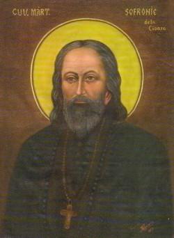 Cuviosul marturisitor Sofronie de la Cioara