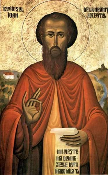 Sfantul Ioan Iacob de la Neamt