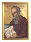 Biserica noastra a praznuit ieri pe Sfantul Apostol si Evanghelist Ioan