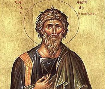 Sfantul Apostol Andrei - crestinatorul neamului romanesc