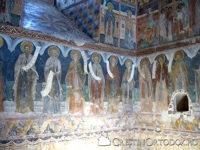 Manastirea Probota - Sfinti