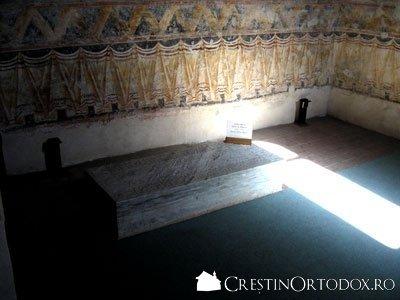 Manastirea Probota - Gropnita