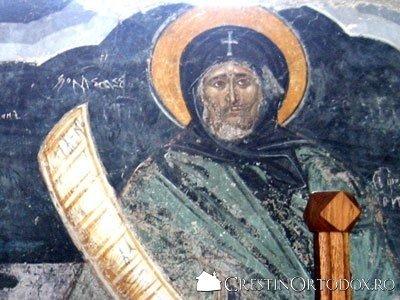 Manastirea Probota - Sfant