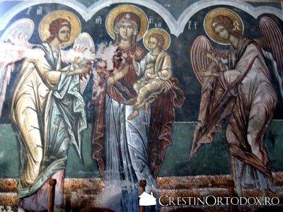 Manastirea Probota - Maica Domnului si Arhanghelii
