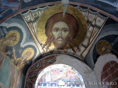 Manastirea Probota - Sfanta Mahrama