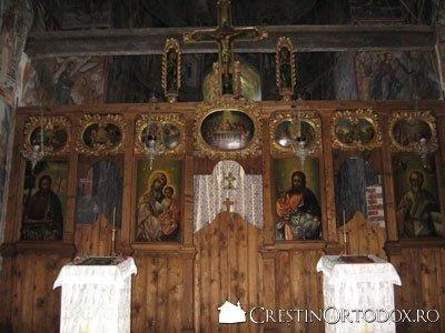 Manastirea Probota - Catapeteasma