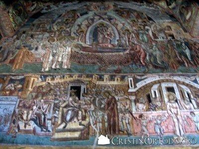 Manastirea Probota - Adormirea Maicii Domnului