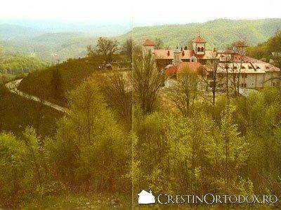 Manastirea Arnota - Vedere panoramica
