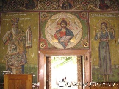 Schitul Sihla - Sfanta Cuvioasa Teodora de la Sihla