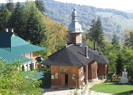 Schitul Sihla - Biserica schitului