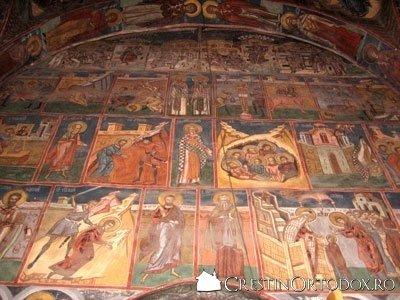 Manastirea Humor - Sfintii Mucenici