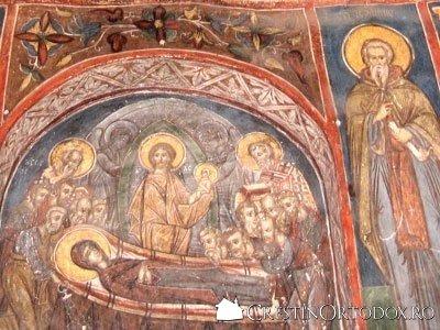 Manastirea Humor - Adormirea Maicii Domnului