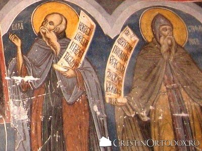 Manastirea Humor - Sfantul Sava