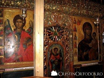 Manastirea Humor - Sfantul Arhanghel Mihail si Maica Domnului