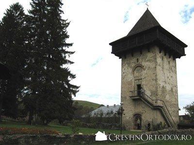 Manastirea Humor - Turnul Clopotnita