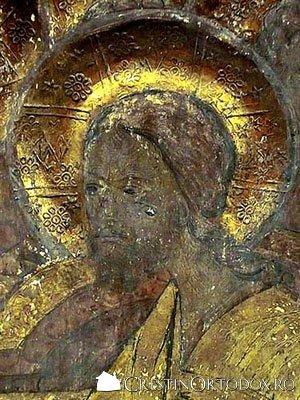 Manastirea Balinesti - Mantuitorul Hristos